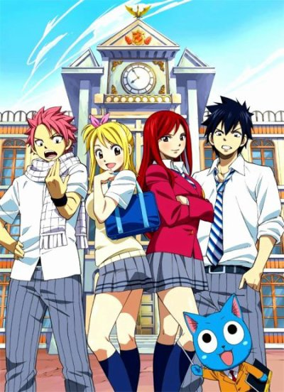 Fairy Tail Natsu And Gray Cute Blog Music de fairytai...